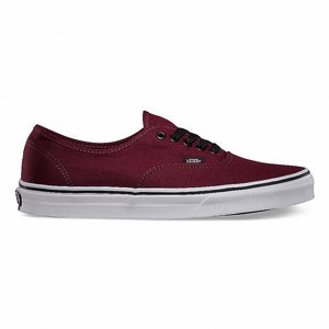VANS SKOR - AUTHENTIC PORT ROYEL/BLACK 2 thumbnail