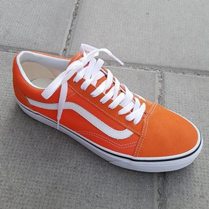 VANS SKOR - OLD SKOOL FLAME